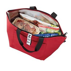 保冷 エコバッグ クルリト リサイクルクーラーバッグ  持ちやすい 折りたためる  コンビニ弁当も入るマチ広設計 保冷 kireinina-re