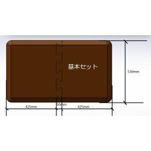 アキレス 立ち仕事に優しいマット 90cm×53cm アキレスのポリウレタン技術を結集 足裏への負担を軽減するキッチンマット 下肢軽減マット|kireinina-re