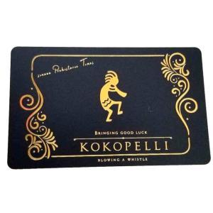 KOKOPELLI GOLD VIP CARD ココペリゴールドVIPカード ポスト投函送料無料|kireinina-re