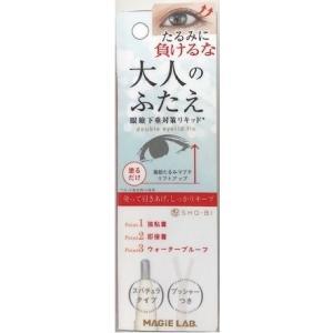 大人のふたえ 眼瞼下垂対策リキッド 二重 塗るだけ 滲まない ウォータープルーフ 速乾性 まぶた たるみ 手軽に アイメイク|kireinina-re