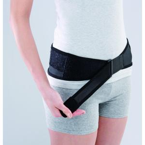 片手でらくらくレース骨盤ベルト 腰痛 骨盤 歪み 関節周り・骨盤周り 筋肉サポート ジョギング・ウォーキング 通気性抜群 装着簡単 kireinina-re