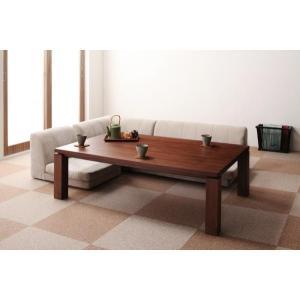 こたつ テーブル 長方形 幅135cm 家具調コタツ ウォールナット材 kireinosusume