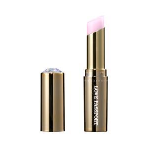 【定形外郵便送料無料】ラブパスポート パフュームスティック シュガリーピンク シュガリーアップルの香り  3.5g (スティックタイプ練り香水)|kireiplaza