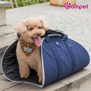 コムペット エケバッグ Sサイズ(ペットの移動や外出に便利なキャリーバッグ 小型犬のペットキャリーバック 犬の持ち運びに人気のペットキャリー)【送料無料】|kireispot