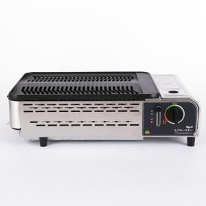 極小煙 セラロースター ECGH-200J(焼肉 コンロ 煙が出ない 煙の出ない焼肉プレート)|kireispot