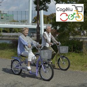こげーる neo 203(自転車 高齢者 20インチ 20型 低床 大人 シニア向け自転車 おしゃれ 自転車20インチ) メーカー直送|kireispot