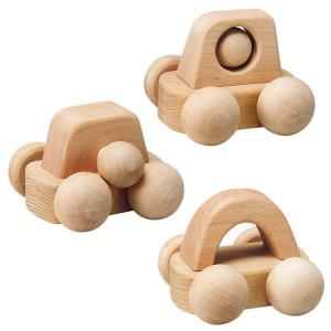 MOCCO モッコ 森のメロディーカー(木のおもちゃ くるま おもちゃ 女の子 男の子 車 オルゴー...