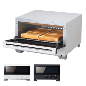 即納 siroca シロカ プレミアムオーブントースター すばやき ST-4A251(4枚焼き トースター オーブントースター)|kireispot
