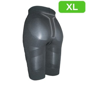 スパイラル 膝上タイツ XLサイズ  XL スパッツ スパイラルシリーズ スパイラル織り ヒップ 腹...