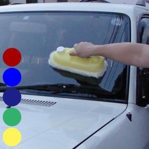 タンク付き洗車ブラシ ラクピカ(おすすめ洗車グッズ(車/掃除/洗車用品/洗う/洗車ブラシ/ホース/不要/洗車グッズ)