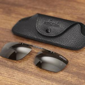 射撃用グラスで有名なアメリカ・ディコットブランドの高機能クリップオングラスです。お手持ちの眼鏡の上部...