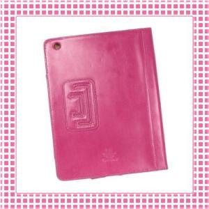 ホワイトハウスコックス WHITEHOUSE COX レザー IPADケース 368S1202-ピンク|kireiyasan
