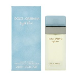 ドルチェ&ガッバーナ D&G 香水 ドルガバ ライトブルーEDT-25ml|kireiyasan