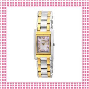 FENDI 腕時計 ブレスウォッチ LOOP-F776270-シルバー/ゴールド(文字盤:ピンクシェル)|kireiyasan