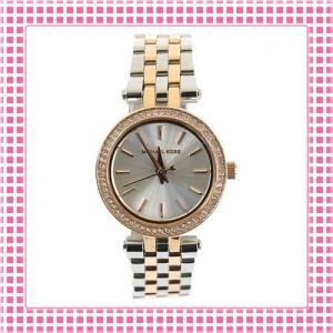 マイケルコース Michael Kors 腕時計 レディースウォッチ ダーシー DARCI-MK3298-シルバー/ゴールド(文字盤:シルバー)|kireiyasan