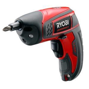 リョービ RYOBI 充電式スクリュードライバ BDX-2 電動ドライバー|kireshop