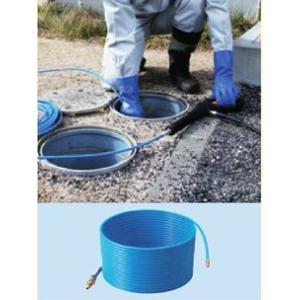 リョービ 高圧洗浄機用 パイプクリーニングキット15M pro仕様|kireshop