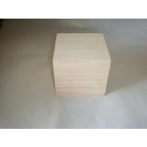 ぐいのみ用 桐箱(内寸:90×90×H80)