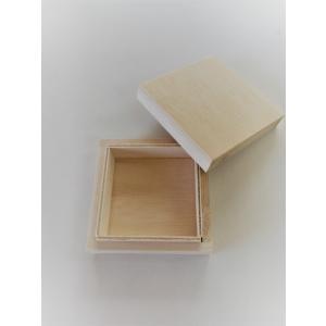 ギフト用 木箱 (中)60×60×H25