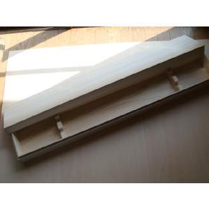 日本刀収納桐箱(2口入タイプ)