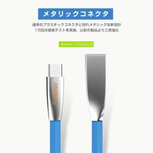 Besiter Micro USBケーブル 急速充電 高速データ通信対応 Xperia、Nexus、...