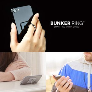 BUNKER RING 3 (全5色) バンカーリング iPhone/iPad/iPod/Galax...