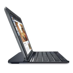 LOGICOOL ウルトラスリム マグネットクリップ キーボードカバー for iPad Air 2...