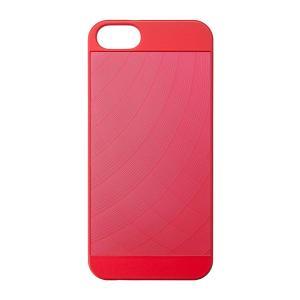 SoftBank SELECTION アルミプレートケース for iPhone 5 スタイリッシュ...