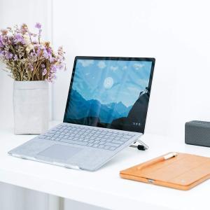 ノートパソコンPC スタンド 冷却台 Lomicall ラップトップスタンド : パソコンホルダー,...