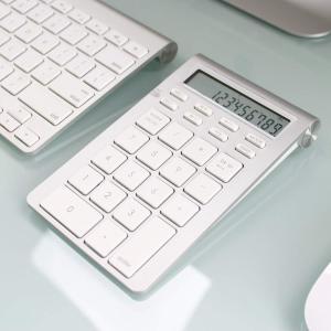 Satechi Bluetooth ワイヤレス スマートテンキー 26キー 電卓モード付 Mac, ...