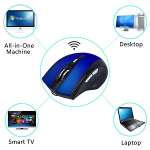 Tsmine Bluetooth 無線 静音 充電式マウス 6ボタン 3段階調整 PC/Android/Macなど多数のOS対応(iPhon|kirincompany
