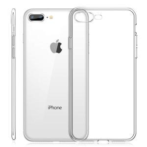 9180d6ddc1 TORRAS iPhone8Plus ケース/iPhone7Plus ケース TPU 全面クリア 薄型 ソフト アイフォン8/7 プラス用