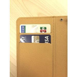 iPhone6 ケース 手帳型 ホワイト ドッグ ダックスフンド ストラップホール付き カメラホール...