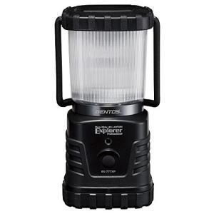 ジェントス LEDランタン エクスプローラー プロフェッショナル 明るさ280ルーメン/連続点灯72時間 EX-777XP 停電時用 明かり|kirincompany