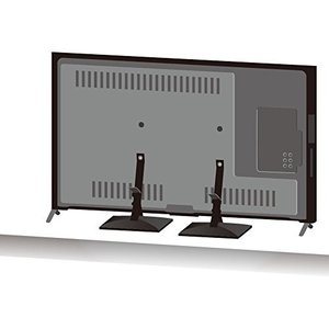 Pro-7 テレビ用転倒防止ベルトストッパー 41 65V型 BST-N1052B|kirincompany