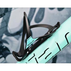 Bianchi(ビアンキ) ボトルケージ プラスチック ブラック JPPBC154B ブラック|kirincompany