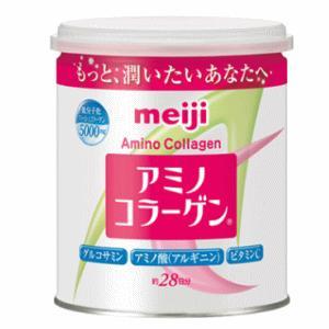 明治 アミノコラーゲン 本体 缶タイプ 200g×1缶アミコラ 保湿 サプリ 美容 乾燥 ノーマル 保湿 乾燥対策|kirindo