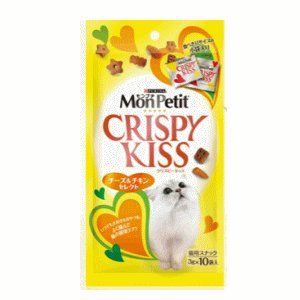 ネスレ モンプチ クリスピーキッス チーズ&...の関連商品10