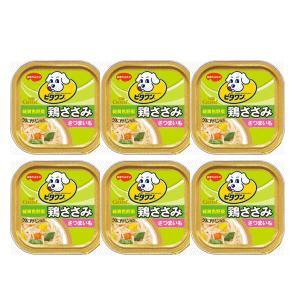 日本ペットフードビタワングー(GOO)鶏ささみ緑...の商品画像