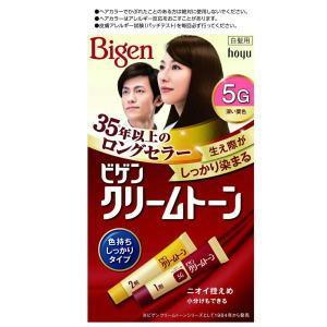 ホーユー(HOYU)ビゲンクリームトーン 5G深い栗色|kirindo