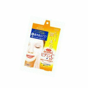 コーセークリアターンホワイトマスクVC(ビタミンC) 5枚入り×1箱|kirindo