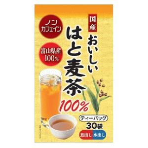 玉露園 富山県産おいしいはとむぎ茶100% 30包入|kirindo