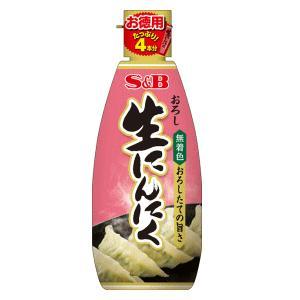 [10個セット]エスビー食品 お徳用おろし生にんにく 175g×10個|kirindo