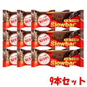 ブルボン スローバーチョコレートクッキー 41g×9本セット|kirindo