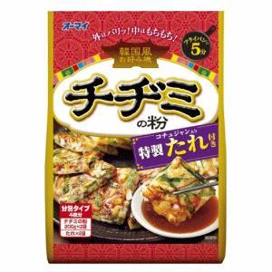[6袋セット]日本製粉 オーマイ チヂミの粉 200g×6袋|kirindo