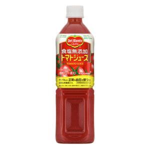 [12本セット]キッコーマン デルモンテ 食塩無添加トマトジュース 900g×12|kirindo