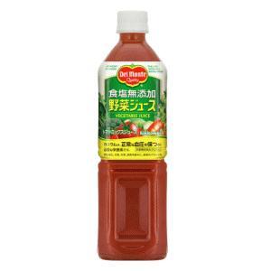 [12本セット]キッコーマン デルモンテ 食塩無添加野菜ジュース 900g×12|kirindo