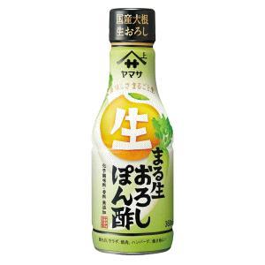 [12本セット]ヤマサ醤油 ヤマサ まる生おろしポン酢 360ml×12本|kirindo