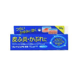 【第(2)類医薬品】リレイジュ PE軟膏 14g【セルフメディケーション税制対象商品】|kirindo