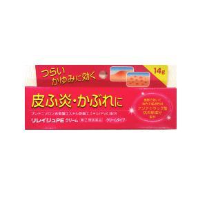 【第(2)類医薬品】リレイジュ PEクリーム 14g【セルフメディケーション税制対象商品】|kirindo